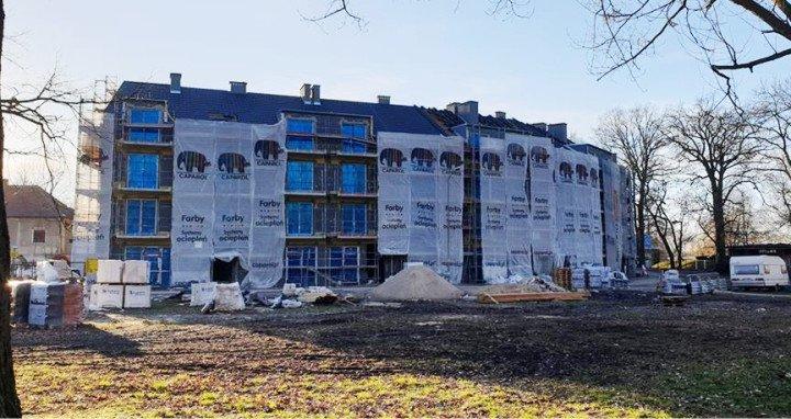 Budowa dobiega końca, a odbiór mieszkań już w czerwcu 2019
